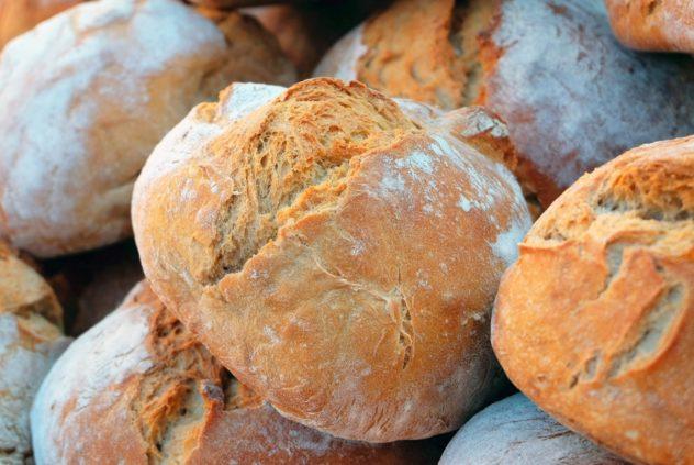 美味しそうなパン