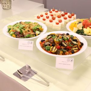 ハラール・ベジタリアン対応 冷製大皿料理