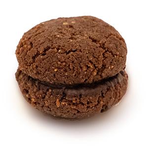 ダブル チョコナッツクッキー