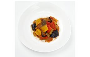 旬野菜のカポナータ
